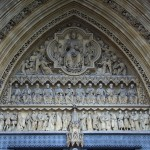 Westmenister Abbey Entry Way