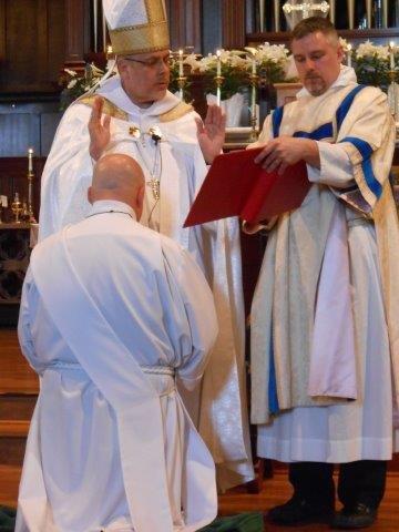 Ordination Rob Goebel